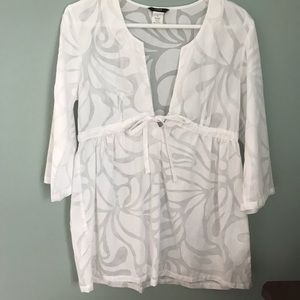 J Crew Beach Cover Up